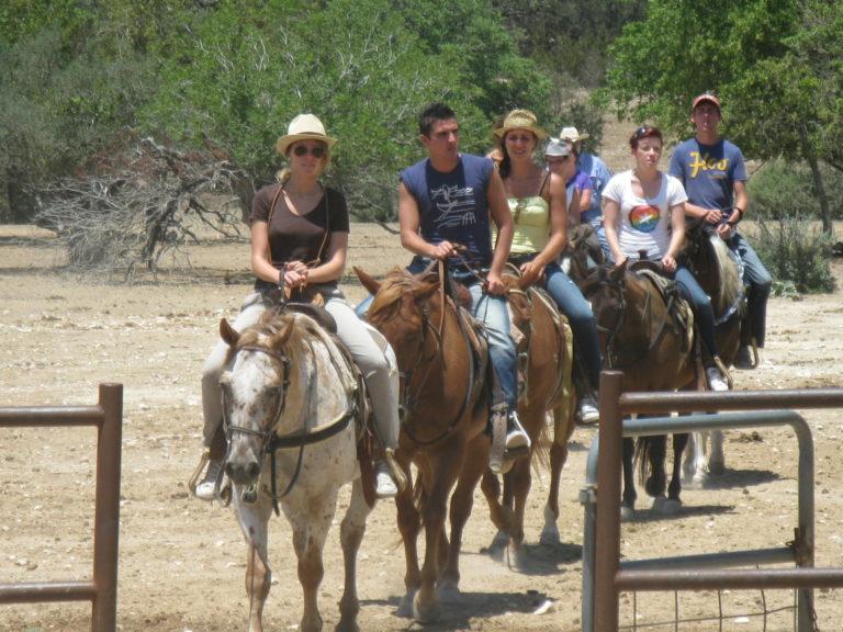 Bandera Texas Trail Ride